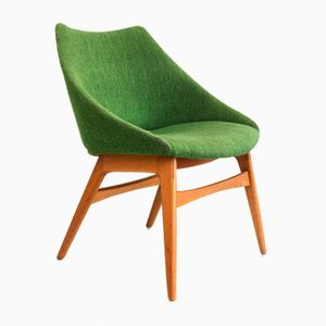 Norwegian Nor Chair by Gerhard Berg for Tynes Møbelfabrikk, 1950s