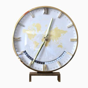 Horloge de Table World Time Zone de Kienzle, 1960s