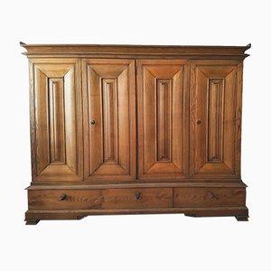 Oak Half Cabinet by Richard Riemerschmid for Deutsche Werkstatten, 1910s