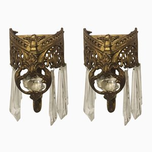 Vintage Liberty Wall Sconces, Set of 2