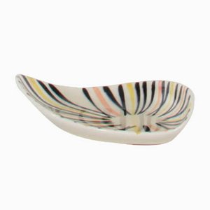 Ceramic Bowl by Jarmila Formankova for Ditmar Urbach, 1959