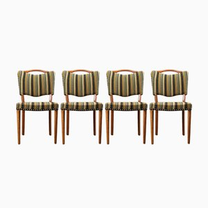 Vintage Dining Room Chairs, Set of 4