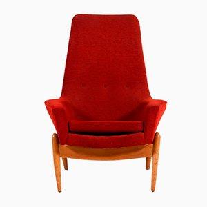 Teak Sessel von Ib Kofod-Larsen für Bovenkamp, 1960er