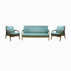 Vintage Danish Lounge Set