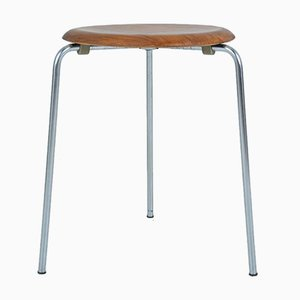 Vintage Stool by Arne Jacobsen for Fritz Hansen, 1967