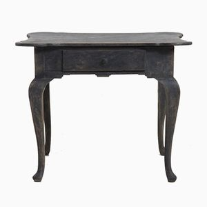 19th-Century Freestanding Side Table