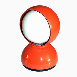 Lámpara de mesa Eclisse vintage de Vico Magistretti para Artemide