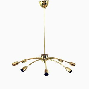 Vintage Ceiling Light by Rupert Nikoll
