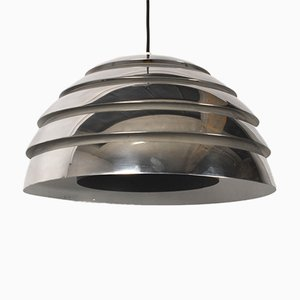 Swedish Pendant Lamp by Hans-Agne Jacobsson for AB Markaryd, 1960s
