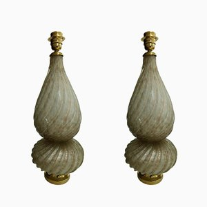 Italian Table Lamps from Avem, 1960s, Set of 2