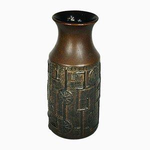 Vase Modèle 954-30 Vintage en Céramique par Bodo Mans pour Bay Keramik