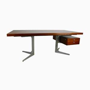 Vintage Desk by Herbert Hirche for Christian Holzäpfel, 1967