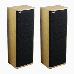 Vintage HiFi Lautsprecher aus Ditton 66 Monitor Serie I von Celestion, 2er Set