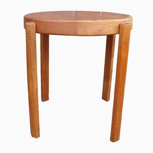Vintage Danish Teak Side Table from Toften Møbelfabrik