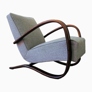 H 269 Armchair by Jindřich Halabala for Thonet, 1930s