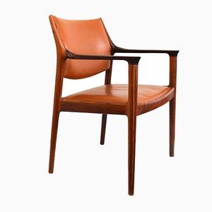 Mid-Century Norwegian Elton Chair by Torbjørn Afdal for Nesjestranda, 1960s