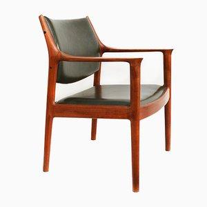 Mid-Century Elton Chair by Torbjørn Afdal for Bruksbo Tegnekontor, 1960s
