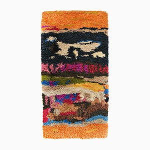 Mid-Century Norwegian Rug by Ramon Isern for Sellgren, 1961