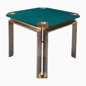Italienischer Vintage Pokertisch von Dada Industrial Design