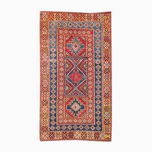 Vintage Moroccan Rabat Carpet