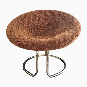 Resin Lounge Chair, 1960s