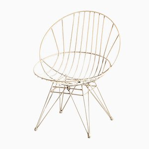Wire Chair by Cees Braakman for Pastoe, 1950s