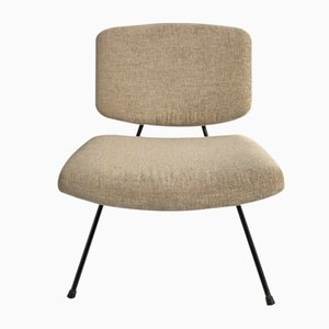CM190 Slipper Chair by Pierre Paulin for Thonet