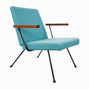Mid-Century Model 1409 Lounge Chair by Andre Cordemeyer for Gispen