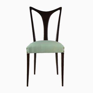 Sedie da pranzo vintage di Guglielmo Ulrich, Italia, anni '40, set di 6