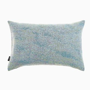 Medium Reflet Cushion in Blue from NoMoreTwist