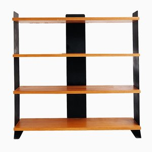 Vintage Modular Bookshelf by Wilhelm Kienzle for Embru