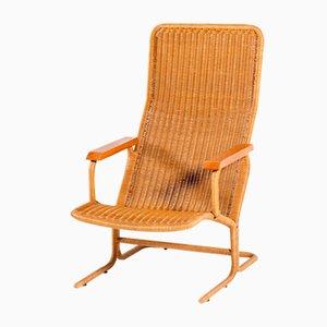 Mid-Century Lounge Chair by Dirk Van Sliedregt for Gebroeders Jonker Noordwolde, 1960s