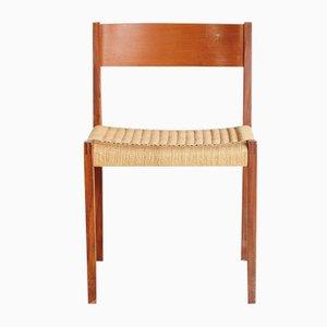 Teak Pia Chair von Poul Cadovius für Cado, 1960er