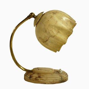 Art Deco Bakelite Table Lamp, 1930s