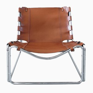 Fabio Lounge Chair by Pascal Mourgue for Steiner Meubles, 1970s