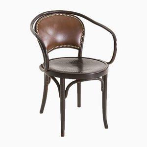 Chaise en Bois Courbé de Jacob & Josef Kohn 1890s