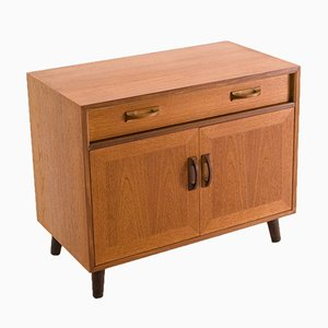 Mueble modelo Brandon de teca de G-Plan, años 60