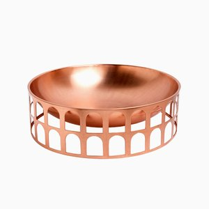 Centro de mesa Colosseum I de cobre de Jaime Hayon para Paola C.