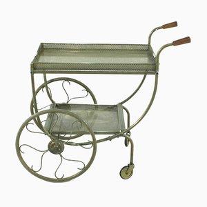 Chariot Vintage en Laiton par Josef Frank pour Svenskt Tenn, Suède