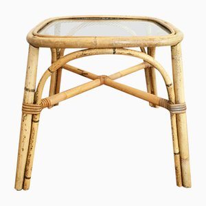 Sedia in vimini di IKEA, anni '60
