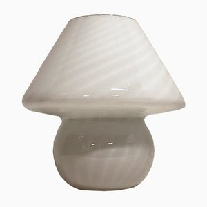 Mushroom Table Lamp by Paolo Venini, 1960s