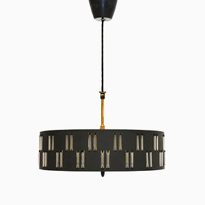 Mid-Century Norwegian Ceiling Light from Selecto AS, 1950s