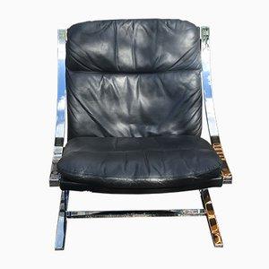 Mid-Century Zeta Stuhl von Paul Tuttle für Strassle