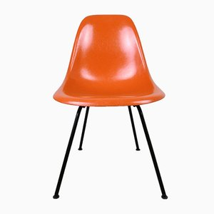 DSX Fiberglass Side Chair by Ray & Charles Eames for Herman Miller, 1970s