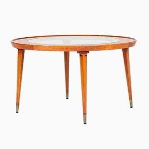 Table Basse Moderne en Acajou, Suède, 1940s