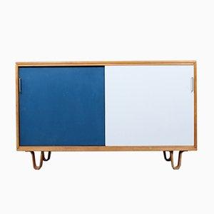 Mueble serie DB-51 Combex de abedul pintado de Cees Braakman para Pastoe, años 50