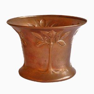 Jugendstil Vase von Morris