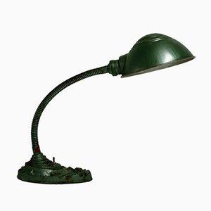 Lampe de Bureau à Col de Cygne Art Déco de Erpe, 1930s