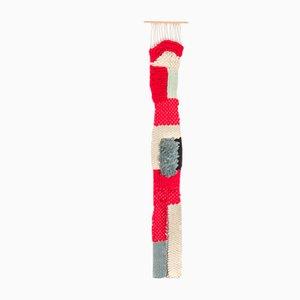 Tapisserie Chromo Studies Nº 3 par Mariadela Araujo, 2016