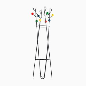 Model Cle de Sol Coat Stand by Roger Feraud, 1960s